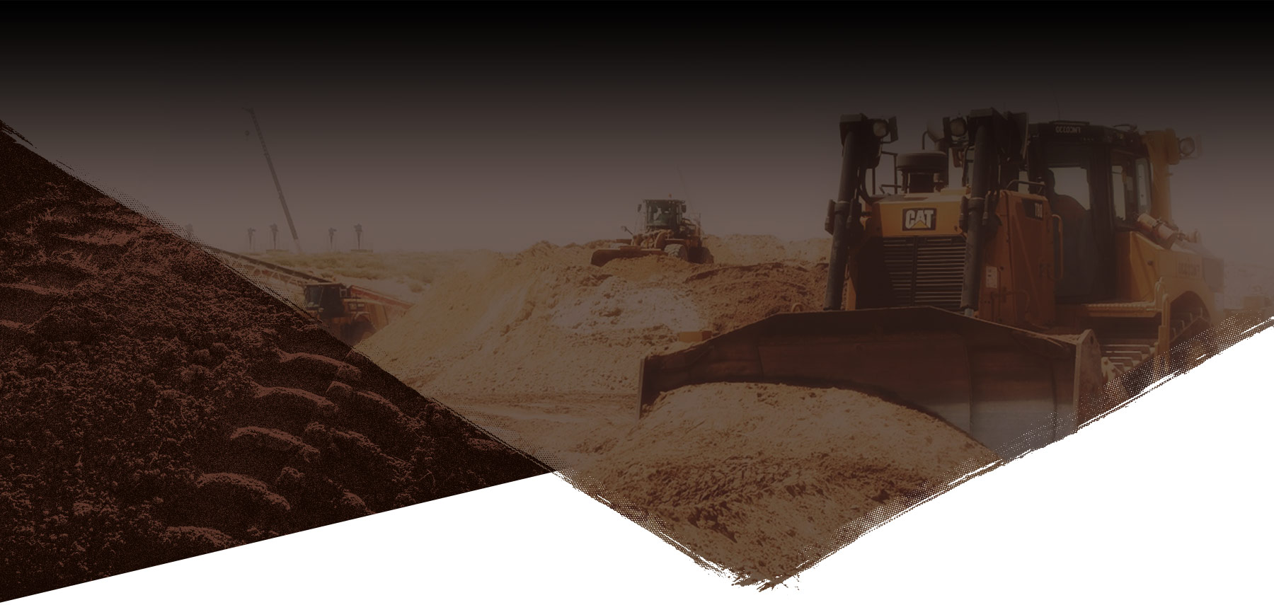 Photo of Skid Steer and dirt